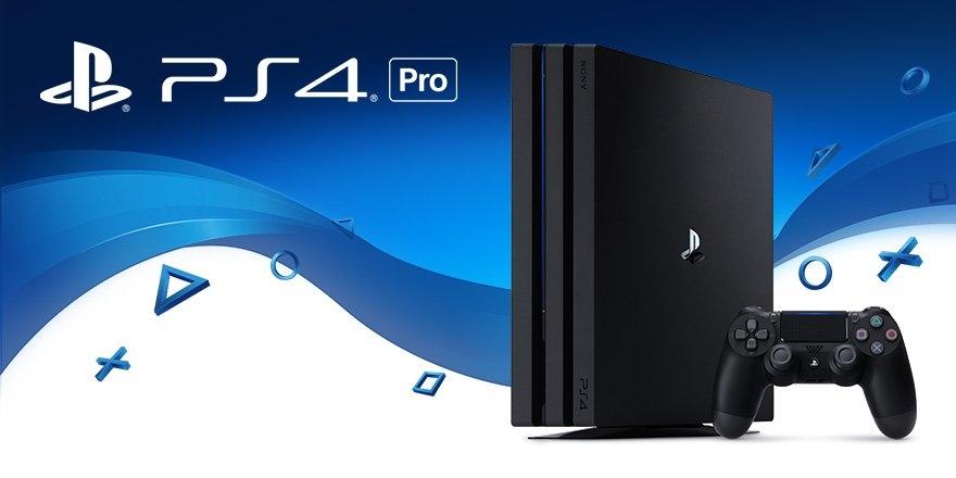 PlayStation 4 Pro - круче, быстрее, реалистичнее