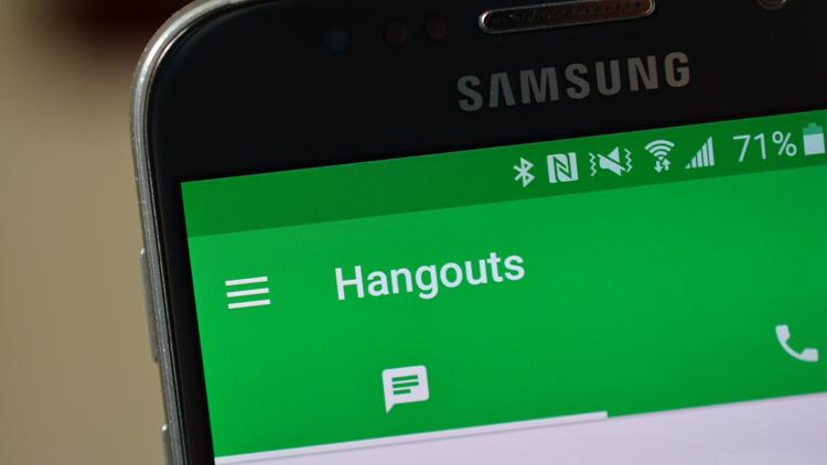 Приложение Hangouts