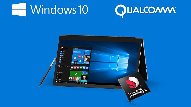 Засветился первый Windows-ноутбук на Snapdragon