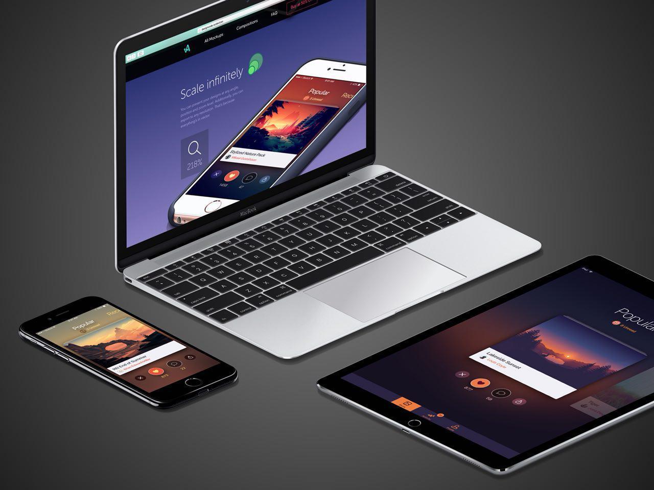 Софт Apple станет доступен для всех устройств одновременно