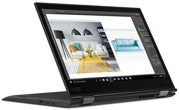 Презентация CES 2018: ThinkPad X1 Carbon, Yoga, Tablet нового поколения