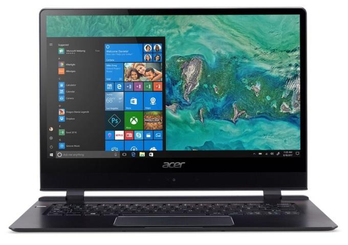 CES 2018: самый тонкий ноутбук в мире Acer Swift 7