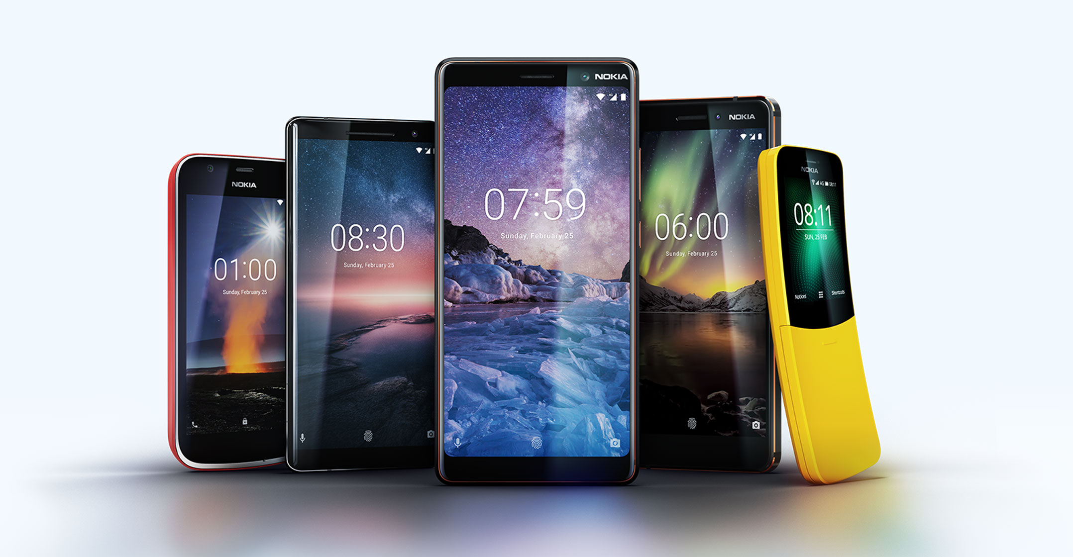 Реинкарнация телефонов Nokia и обещания Motorolla на WWDC 2018