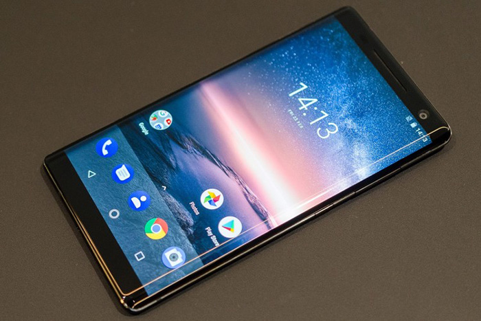 Nokia 8 Sirocco