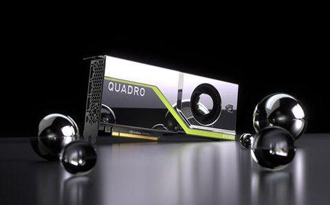 NVIDIA Turing - новая архитектура и 96 Гб GPU под капотом