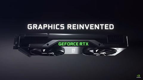 Новая линейка NVIDIA: RTX 2070, 2080, 2080 Ti