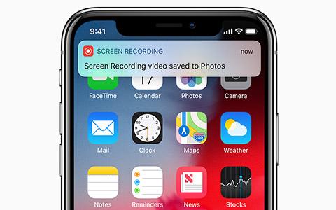 Инструкция включения записи экрана на айфоне