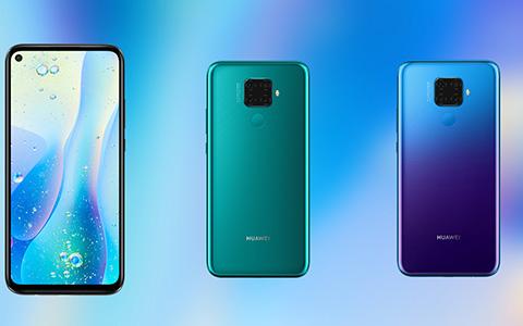 Обзор всех новых смартфонов от Huawei