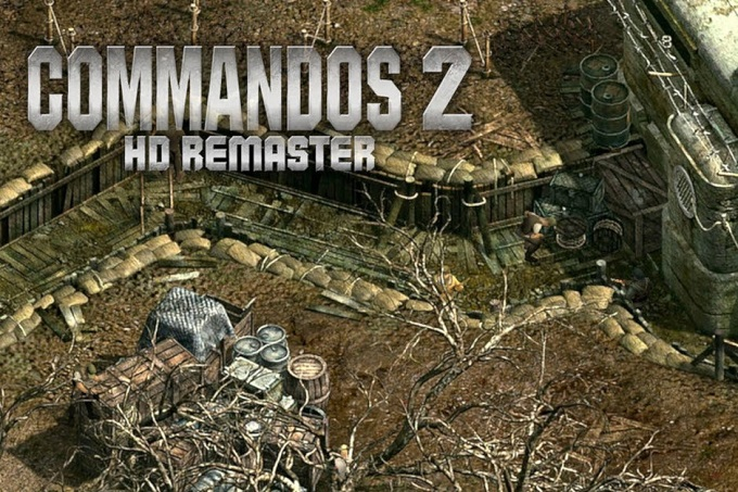 Культовая игра Commandos 2 выйдет на Android и iOS