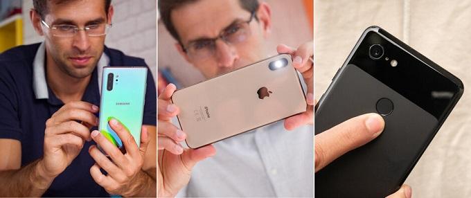 В сравнении камер - Galaxy Note 10 + одерживает небольшую победу над iPhone XS Max и Pixel 3