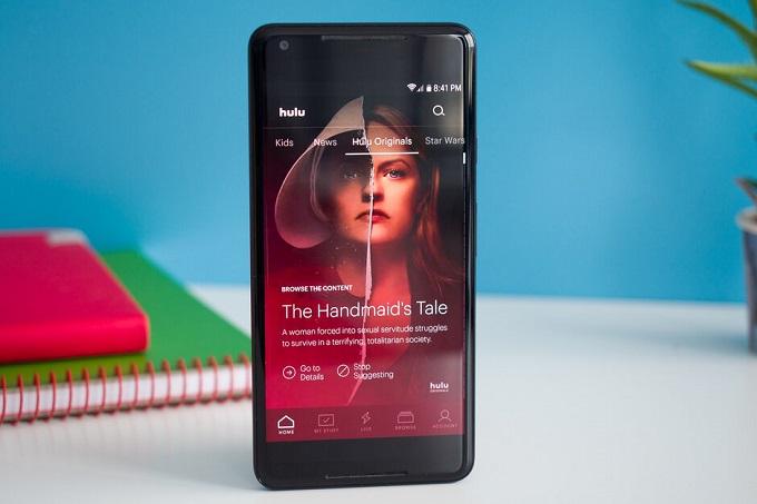 Hulu запускает новое приложение для iOS, Версия для Android появится позже