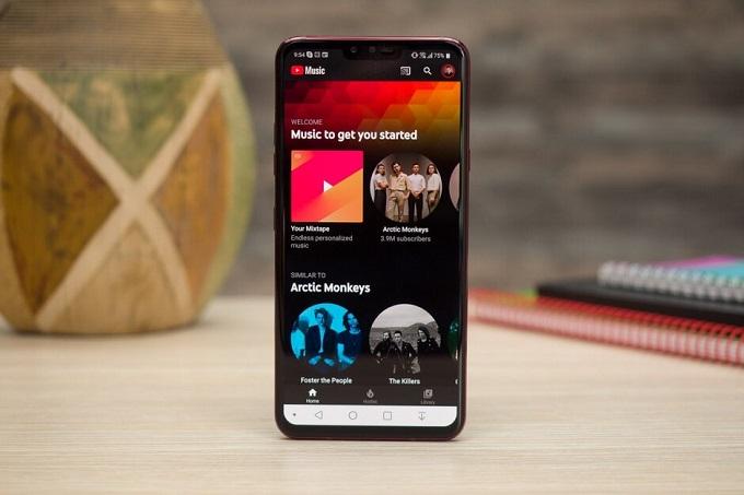 YouTube Music добавляет еще одну полезную функцию, которая бросает вызов Spotify