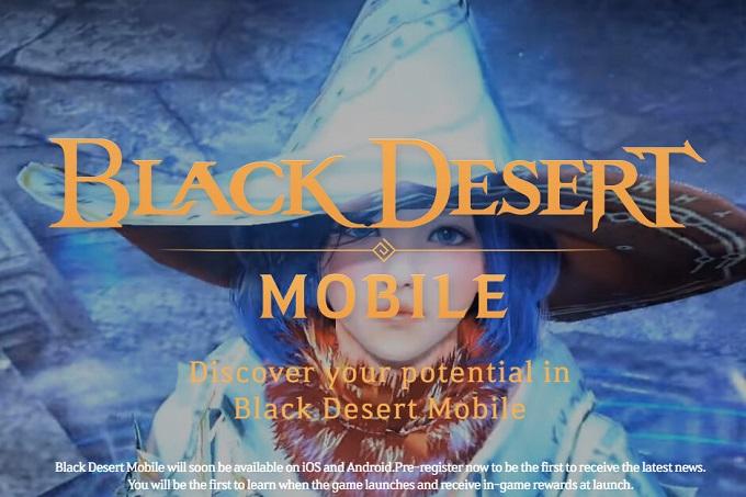 MMORPG Black Desert доступна для предварительной регистрации на iOS и Android