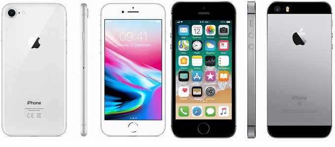 Стала известна дата выхода и цена iPhone SE 2