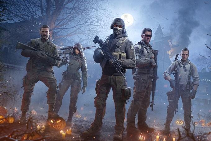 В Call of Duty: Mobile начинается первое сезонное событие, приуроченное к Хэллоуину