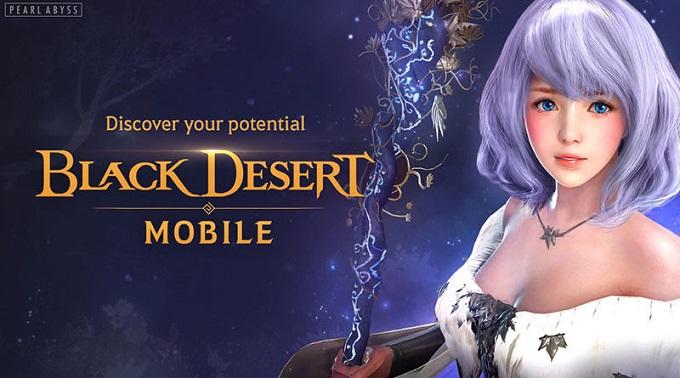 Black Desert Mobile обзор самой ожидаемой мобильной MMORPG