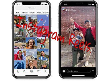 Новая функция Stories Instagram - Reels позволит создавать короткие клипы как в TikTok