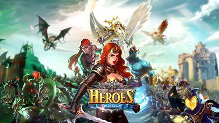 Меч и Магия. Герои: Эра хаоса обзор мобильной версии