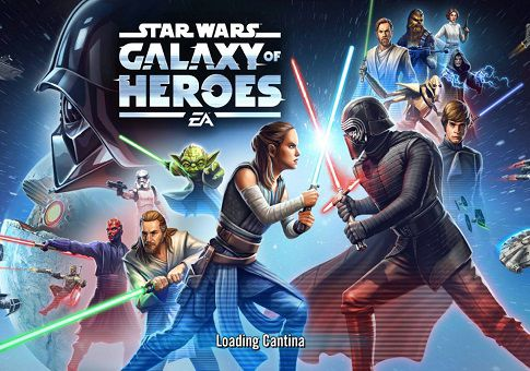 Стартовый гайд для Star Wars: Galaxy of Heroes